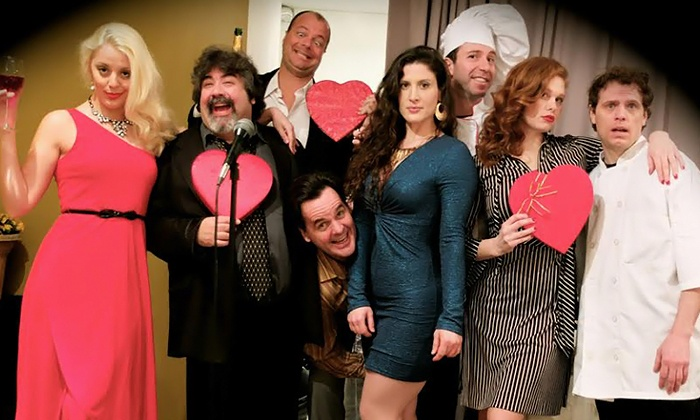 "Truffles: A Valentine's Day Dinner Theater, Murder Mystery Experience - The Barn & Bail Theater: ""Truffles"": A Valentine's Day Dinner Theater, Murder Mystery Experience on February 14 (Up to 40% Off)"