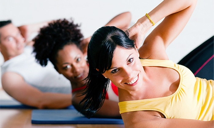 Renewal Body Bootcamp - Multiple Locations: Boot-Camp and TRX Classes at Renewal Body Bootcamp (Up to 90% Off). Three Options Available.