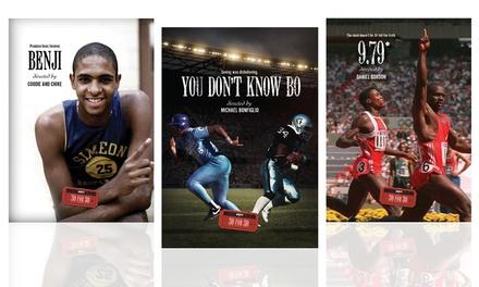 ESPN 30 for 30 DVDs