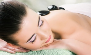Serenity Massage: One or Three Swedish Massages with Hot Stones at Serenity Massage (Up to 44% Off)