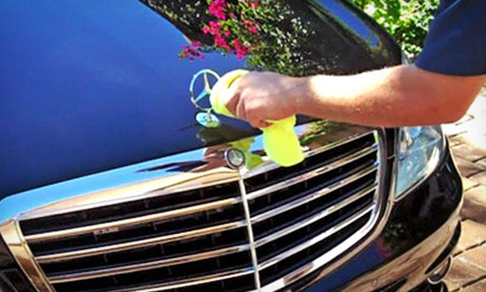 Attention 2 Detail - Roseville: Mobile Mini Detail Package for a Car or SUV from Attention 2 Detail (Up to 65% Off)