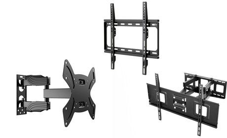 Emerald Fixed, Tilt, or Full-Motion Wall Mounts for 17