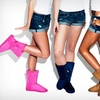 Up to 78% Off Faux-Fur Boots from ShoeScandal.com