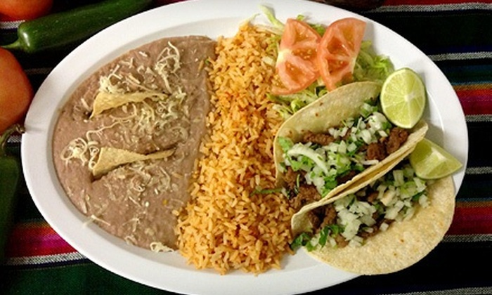 Pepe's Taqueria - Elk Grove: Mexican Cuisine for Two or Four at Pepe's Taqueria (Half Off)