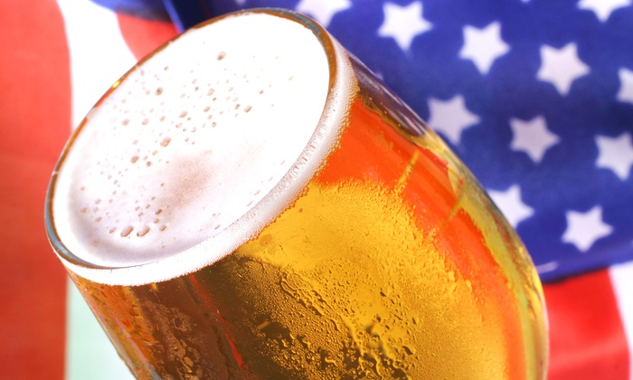 Official July 4th Pubcrawl - Washington DC: Two or Four Three-Day All-Access Passes to Official July 4th Pubcrawl (Up to 51% Off)