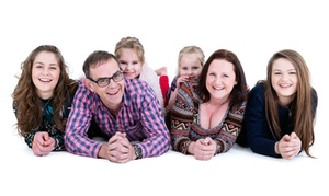 Ideal Imagery: Family Photoshoot with Five Prints and One Digital Image at Ideal Imagery (92% Off)