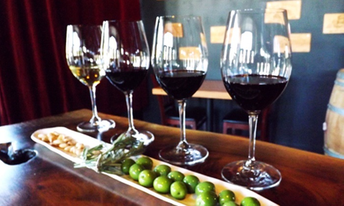 The Barrel Thief - Fremont: $40 for a Wine Tasting Package for Two at The Barrel Thief (Up to $87 Value)