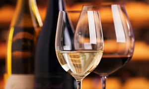 South Jersey Tourism Corporation: Admission for One or Two to the Two Bridges Wine Trail Wine Garden (Up to 50% Off)