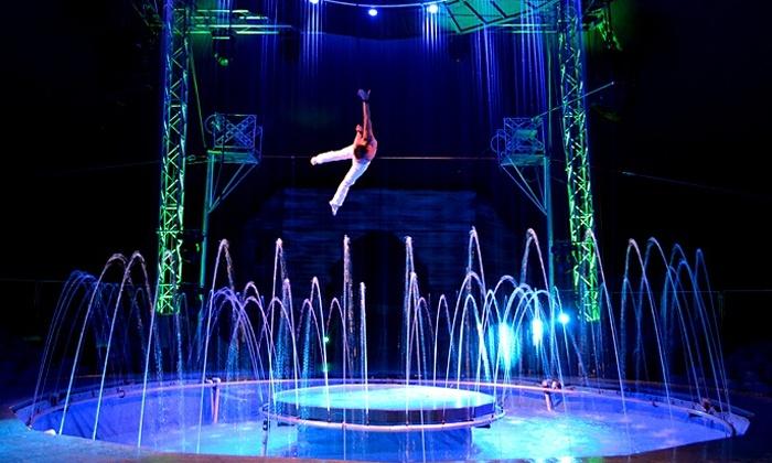 Cirque Italia - Trinity Catholic High School: Cirque Italia for One Child or Adult, April 17–20 (Up to 48% Off)