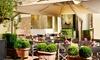 Osteria della Pagliazza - Torre Della Pagliazza - Zona Duomo: Pranzo gourmet con bis di primi, salumi DOP e gelato artigianale all'Osteria della Pagliazza, zona Duomo (sconto 74%)