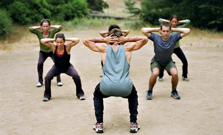 Four Weeks of Unlimited Boot-Camp Classes at Heavenly Bodies Boot Camp (65% Off)