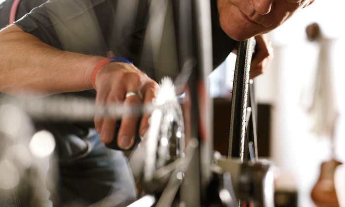 B & J Bicycle Shop, Inc. - Pompano Beach: In-Store Bike Tune-Up at B & J Bicycle Shop, Inc. in Pompano Beach