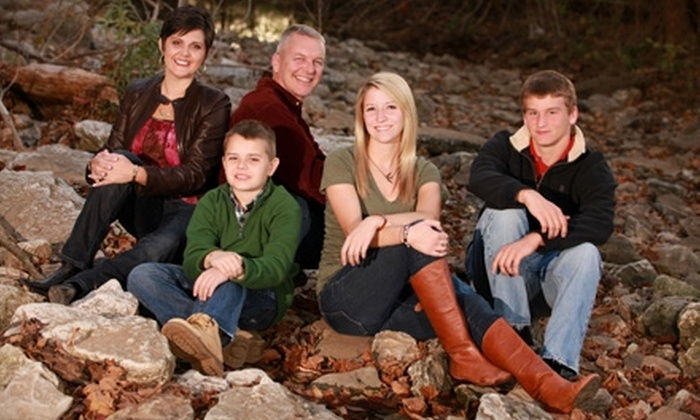 CaraDee Photography - CaraDee Photography: $69 for a Holiday Portrait Package with Greeting Cards, Prints, and CD with Image from CaraDee Photography ($430 Value)