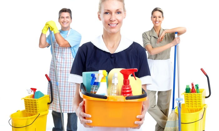 Quick Runs Commercial Cleaning and Janitorial Services LLC - Minneapolis / St Paul: Three Hours of Cleaning Services from Quick Runs Commercial Cleaning and Janitorial Services LLC (55% Off)