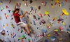 Vital Climbing Gym - Multiple Locations: 10 Rock-Climbing Visits or a One- or Two-Month Membership at Vital Climbing Gym (Up to 57% Off)