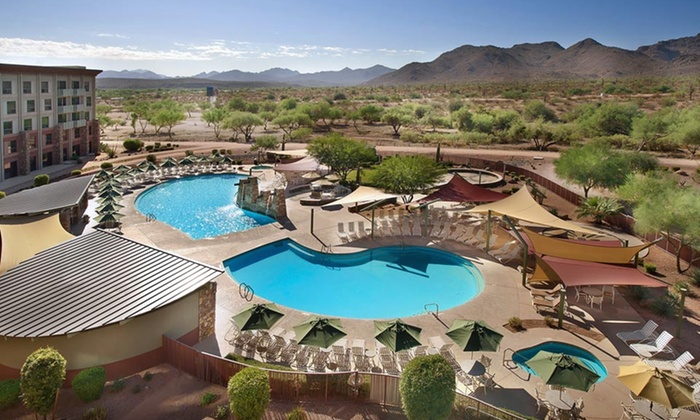 Radisson Fort McDowell Resort - Scottsdale, AZ: 1-Night Stay for Two at Radisson Fort McDowell Resort in Greater Scottsdale, AZ. Combine Up to 3 Nights.