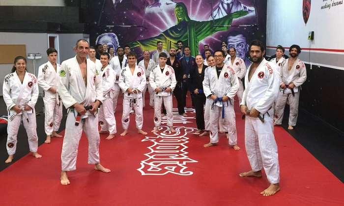 Fight Sports The Falls - Miami: $60 for One Month of Brazilian Jiu Jitsu or Fitness Classes at Fight Sports The Falls ($200 Value)