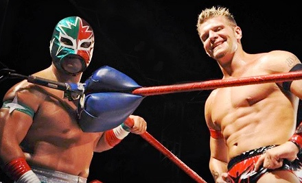 Lucha Libre Masked Warriors at the Bayou Music Center on Fri., April 20 at 8PM: Best-Available Reserved Seating - Lucha Libre Masked Warriors  in Houston
