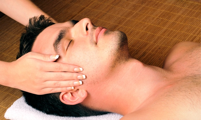 Masters Salon - Granger: Men's Haircut and Facial Packages at Masters Salon (Up to 53% Off). Four Options Available.
