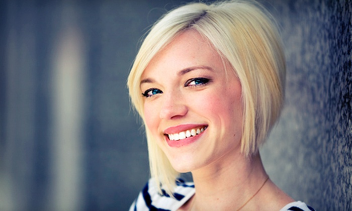 Stockton Hair Artists - Knapp Heights: Haircut and Style with Optional Color at Stockton Hair Artists (Up to 55% Off)
