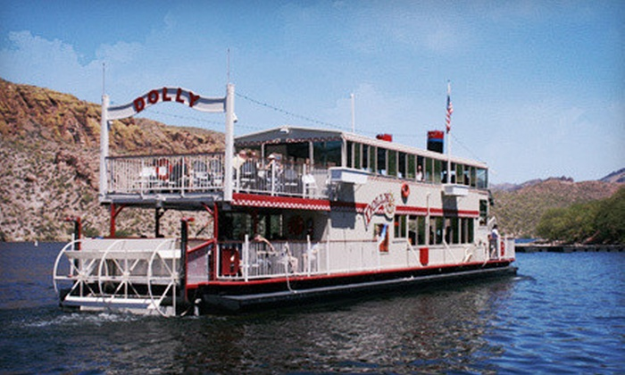 Dolly Steamboat - Tonto National Forest: Narrated Nature Cruise for Two or Four from Dolly Steamboat in Apache Junction (Up to 53% Off)