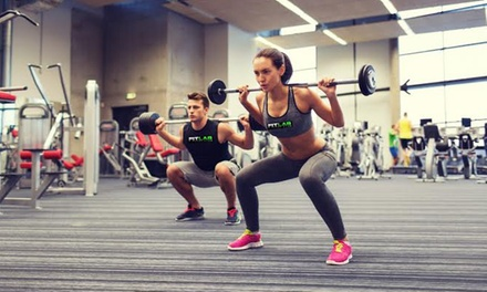 Two-Month Gym Membership and Personal Training for One or Two at FitLab Fitness Club (Up to 79% Off).
