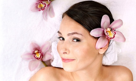 One or Two Relaxation Massages or One Custom Facial at Canyon Falls Spa & Salon (Up to 52% Off)