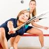 60 Minuten Squash für Zwei