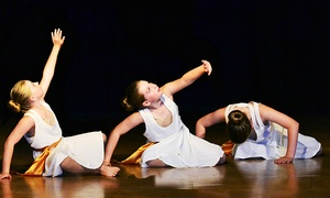 Visionary School For The Performing Arts: Four Dance Classes from Visionary School for the Performing Arts (64% Off)
