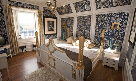 Perth and Kinross: 1 to 3Night Stay for Two with Breakfast, Welcome Drink and Sweets at The Victoria House B&B
