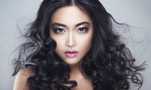 Blink Studios: Bridal Makeup Package for Two or Back to Basics Makeup Package for One at Blink Studios (Up to 54% Off)