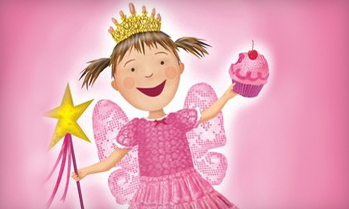 """Pinkalicious"" - Master Theatre: $28 for ""Pinkalicious"" with a Meet and Greet at Millennium Theatre on Friday, August 24, at 6 p.m. (Up to $54.99 Value)"