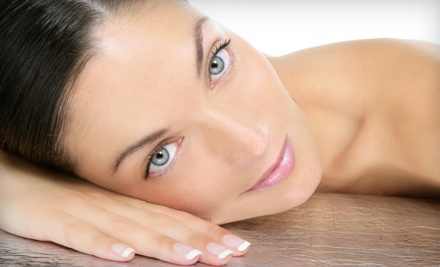 One, Two or Three Facials, Peels, and Eye-Lifts at A New You Health and Wellness (Up to 86% Off)