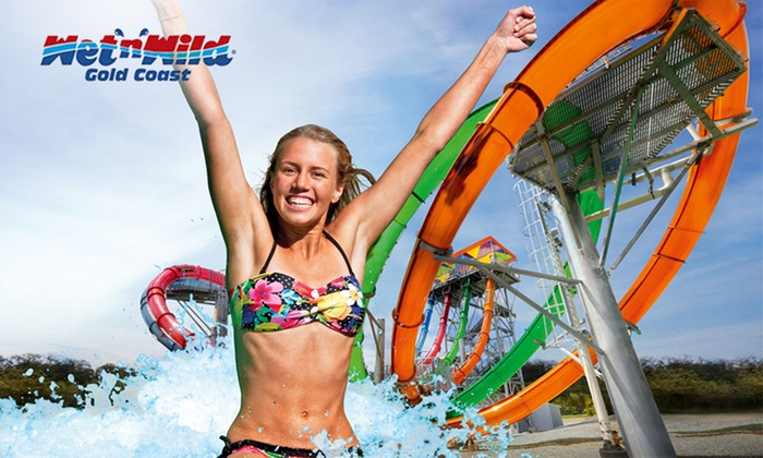 Wet and wild gold coast discount coupons