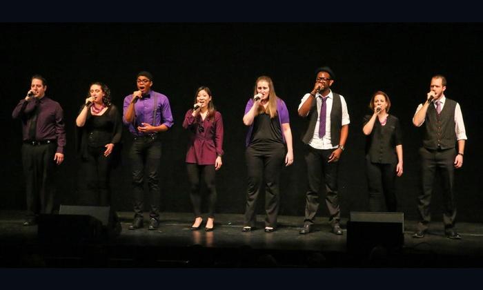 Alexandria Harmonizers Present: The 2016 ACA Challenge - The Lincoln Theatre: Alexandria Harmonizers Present: The 2016 ACA Challenge at the Lincoln Theatre on Saturday, March 26, at 8 p.m.