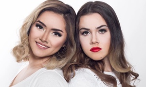 Fadia's Beauty Bar: Haircut with Blowout Style, Deep Conditioning, and Optional Highlights & More at Fab Beauty Bar (Up to 65% Off)