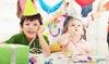 50% Off Children's Party Decor