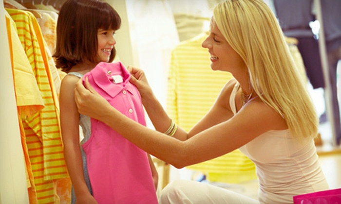Ellie Nellie - Brandermill: Women's and Girls' Clothes, Shoes, and Accessories at Ellie Nellie (50% Off). Two Options Available.