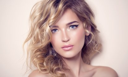 Cut and Blow-Dry with Optional Half Head Highlights at Serenity Seven Hair & Beauty (Up to 60% Off)