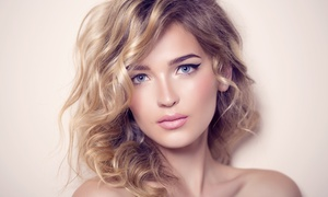 Serenity Seven Hair & Beauty: Cut and Blow-Dry with Optional Half Head Highlights at Serenity Seven Hair & Beauty (Up to 60% Off)