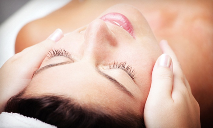 Mango Bliss Spa - North Point Park: One or Three Facials at Mango Bliss Spa in Alpharetta (Up to 67% Off). Three Facial Treatment Options Available.