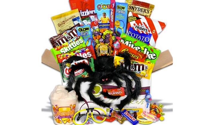 GourmetGiftBaskets.com: Gourmet Gift Baskets from GourmetGiftBaskets.com (Half Off). Three Options Available.
