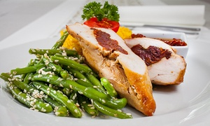 Restauracja Stare i Nowe: Kuchnia europejska: 2-daniowa uczta dla 2 osób za 64,99 zł i więcej w restauracji Stare i Nowe w Katowicach (do -41%)