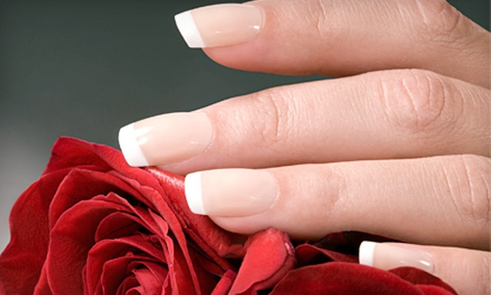 GoldStar Hair Design - Ocala: Mani-Pedi With Optional No-Chip Polish or Pedicure and Acrylic Nails from Jessi Boyd at GoldStar Hair Designs (Half Off)