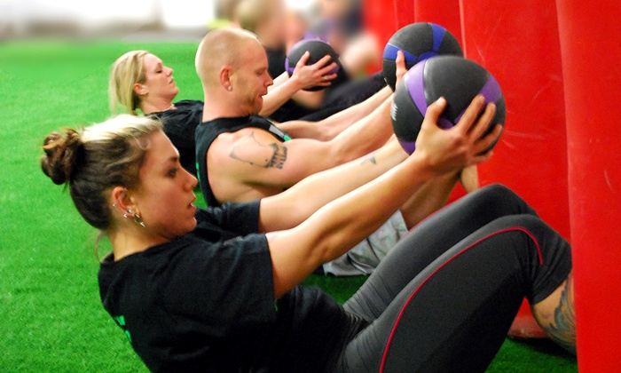 AX Fitness - Northeast Minneapolis: One or Two Months of Unlimited AX Fitness and Cardio Boxing Classes at AX Fitness (Up to 76% Off)