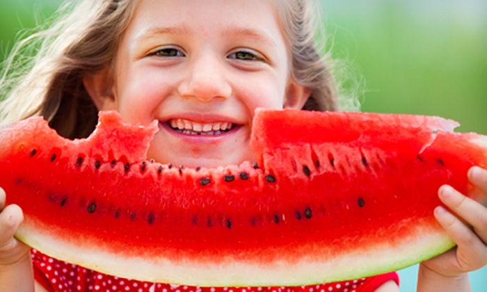 Dave's Fresh Produce - West Sacramento: $15 for a Dozen Ears of Corn, One Watermelon, and Unlimited Summer Jump Sessions at Dave's Fresh Produce ($40 Value)