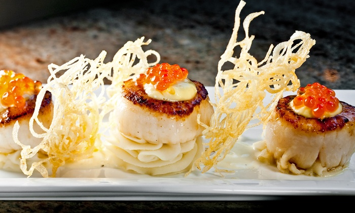 Pearl - Northeast Rockford: Food and Drink at Pearl (Up to 40% Off). Two Options Available.