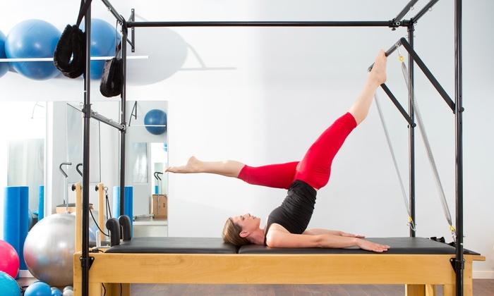 Sportbody Pilates + Physical Therapy - Milwaukee: $15 for $50 Worth of Pilates — SportBody Pilates + Physical Therapy