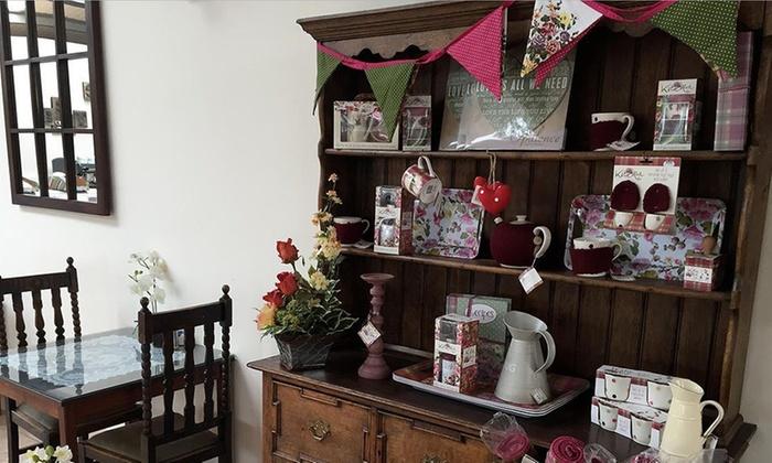 Tea Room Goostrey