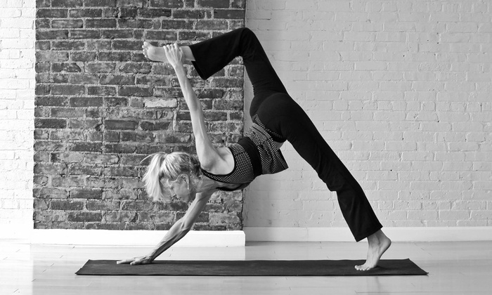 Prana Power Yoga - Multiple Locations: 10 or 20 Hot Yoga Classes at Prana Power Yoga (Up to 59% Off)